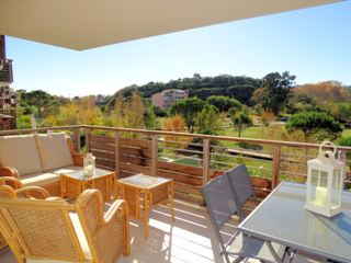 Apartment for rent in Rive Nature, residence with swimming-pool, in Agay, Saint-Raphaël, Var, Côte d Azur