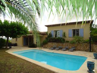 Villa with swimming-pool for rent in Valescure, Saint-Raphaël, Var, Côte d Azur